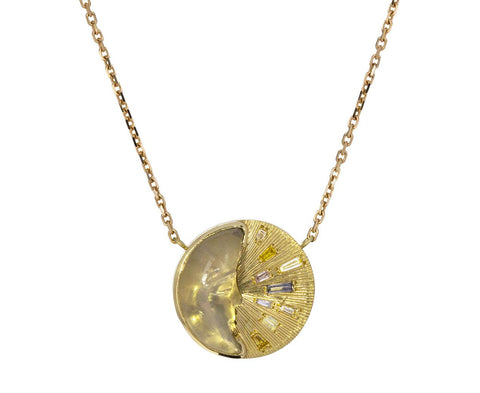 Moonbeam Moonstone and Diamond Pendant Necklace zoom 1_brooke_gregson_gold_moonbeam_necklace
