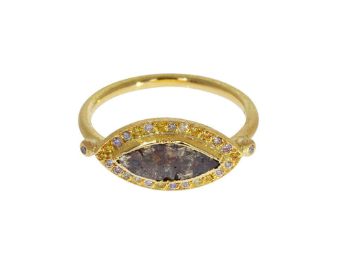 Talisman Galaxy Diamond Ring