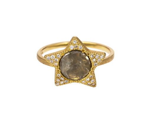 Star Rose Cut Diamond Solitaire - TWISTonline
