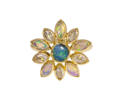 Opal Diamond Petal Ring zoom 1_brooke_gregson_gold_diamond_opal_petal_ring
