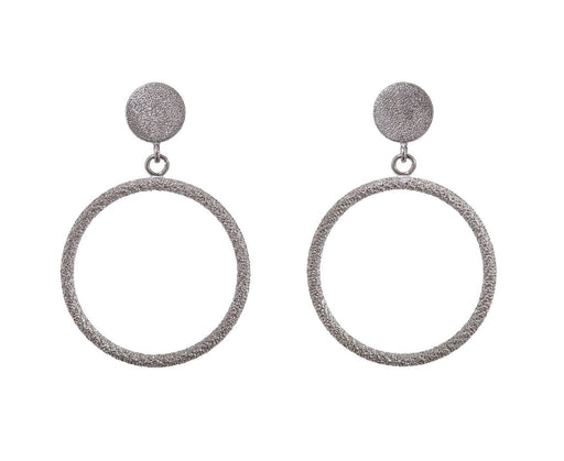 Looking Glass Small Round Earrings - TWISTonline