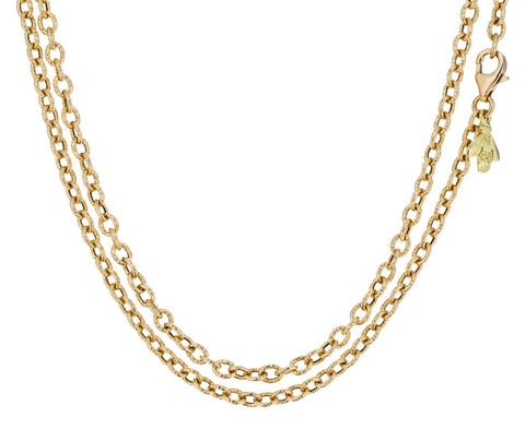 Medium Rolo Chain zoom 1_carolina_bucci_gold_medium_rollo_chain_necklace