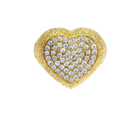 Diamond Pavé Heart Ring zoom 1_carolina_bucci_gold_pave_diamond_heart_ring