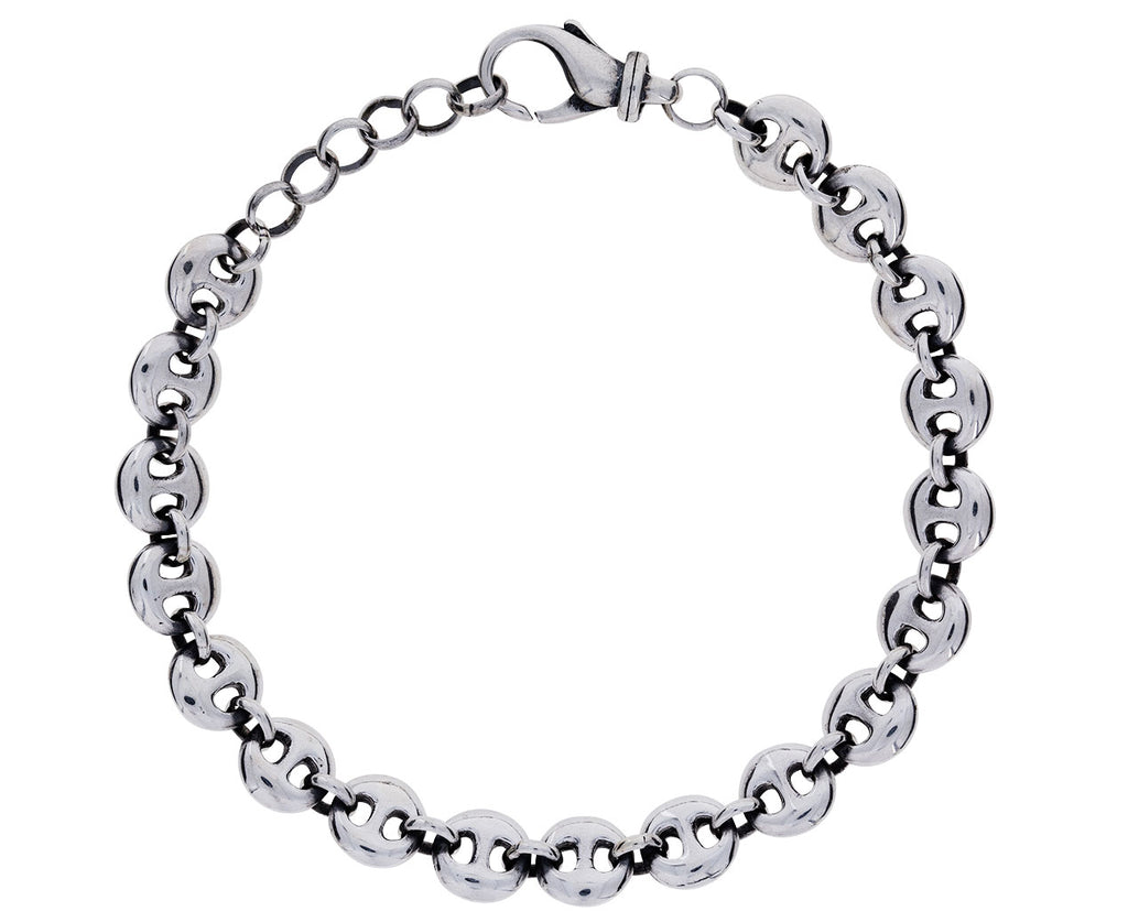 Small Circle Link Bracelet - TWISTonline