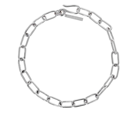 Men's Rectangular Link Bracelet