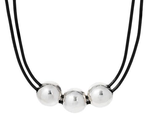 Triple Moon Choker Necklace - TWISTonline