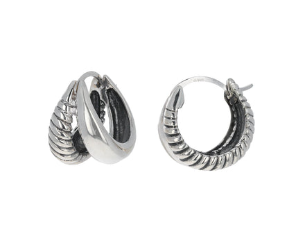 Double Rope Hoops