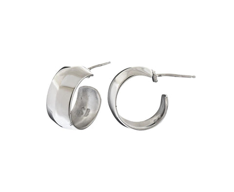 Small Silver Zora Hoops zoom 1_sophie_buhai_silver_small_zora_earrings