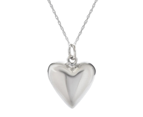 Petite Heart Pendant Necklace - TWISTonline