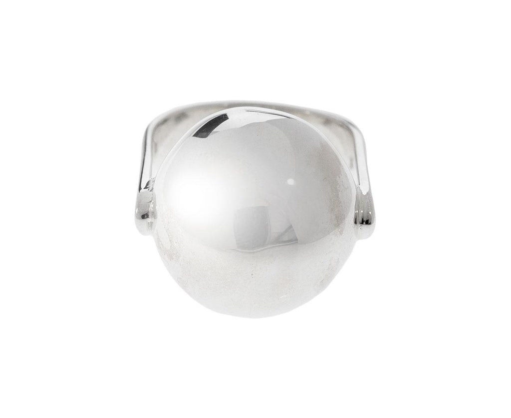 Silver Ball Ring - TWISTonline