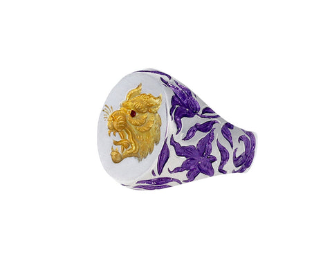 Bengal Tiger Ring