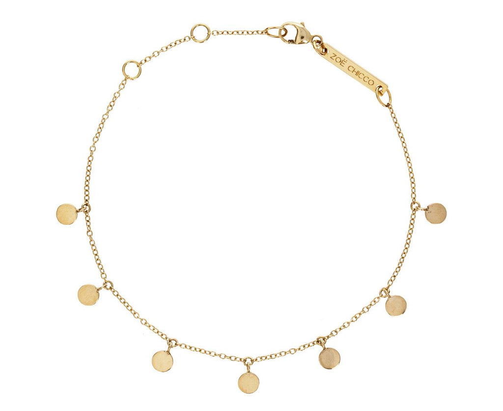 Disc Dangle Bracelet - TWISTonline