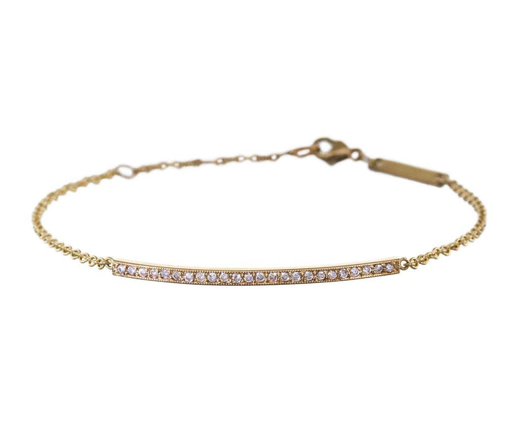 Diamond Bar Bracelet - TWISTonline