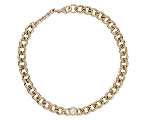 Floating Diamond Chain Bracelet - TWISTonline