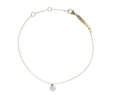 Pearl Dangle Bracelet - TWISTonline
