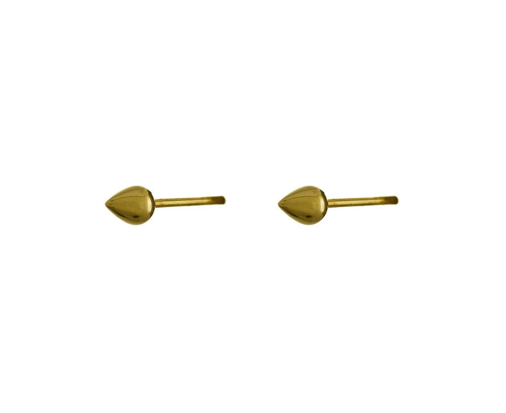 Tiny Bullet Post Earrings - TWISTonline