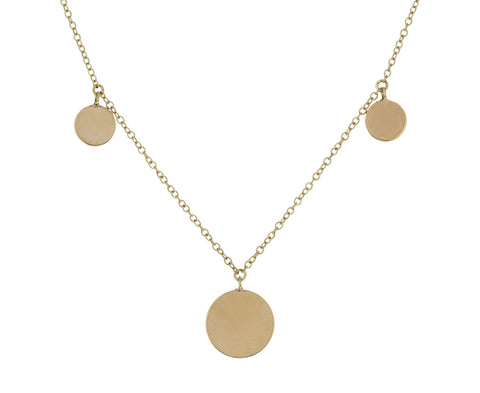 Multi Disc Necklace - TWISTonline
