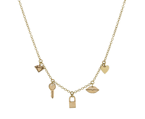 Itty Bitty Charm Necklace - TWISTonline