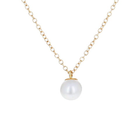 Pearl Drop Necklace - TWISTonline
