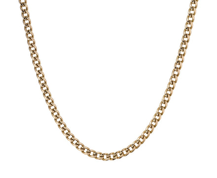 Curb Chain Choker Necklace - TWISTonline