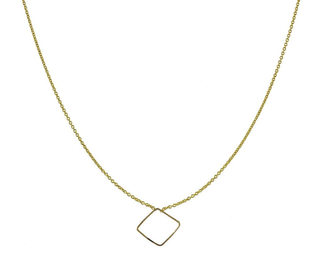 Diamond Window Necklace - TWISTonline