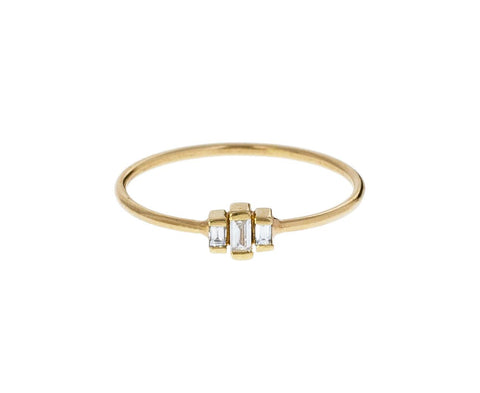 Triple Baguette Diamond Step Ring zoom 1_zoe_chicco_gold_baguette_diamond_step_ring