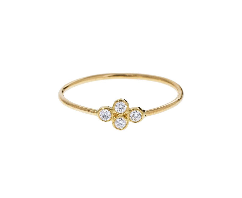 Quad Diamond Ring - TWISTonline