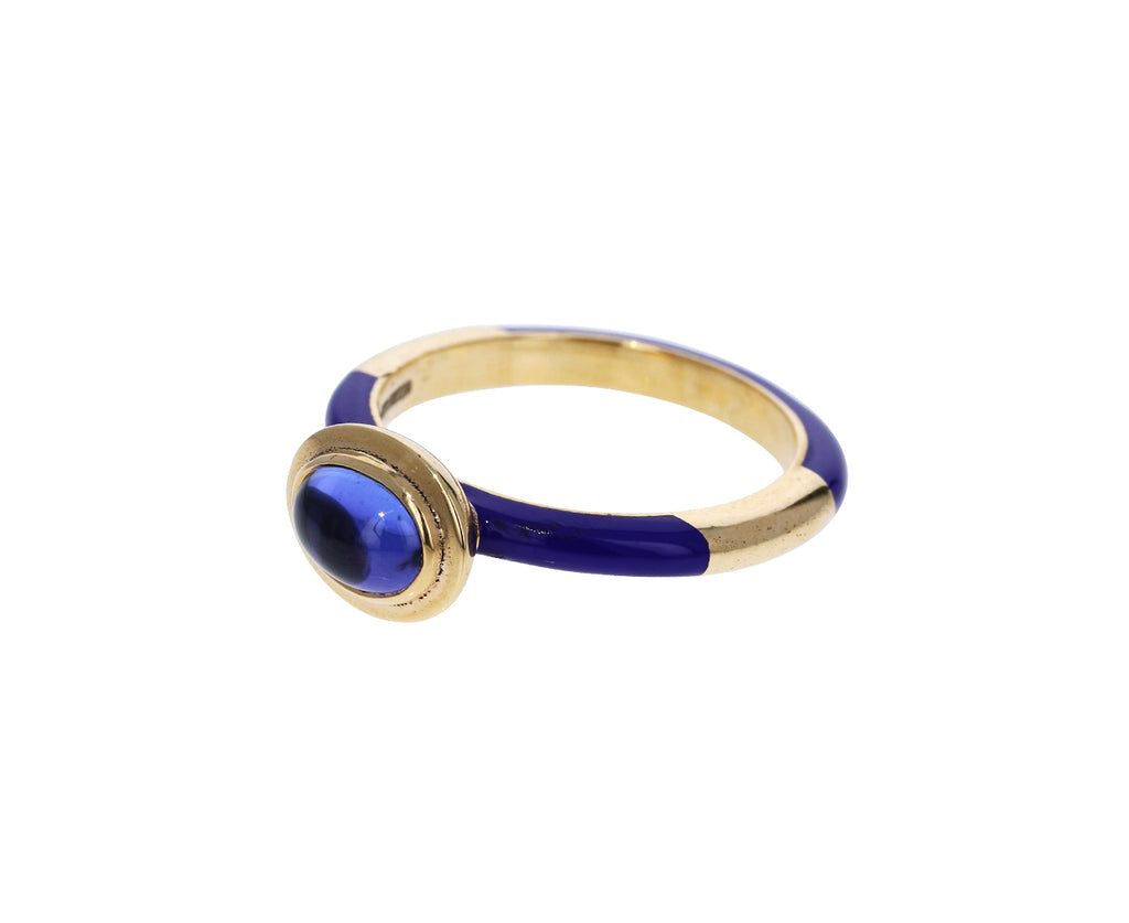 Tanzanite Candy Lacquer Ring - TWISTonline