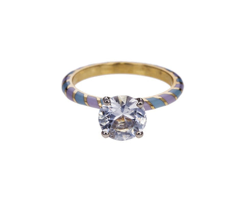 Memphis Candy Engagement Ring - TWISTonline