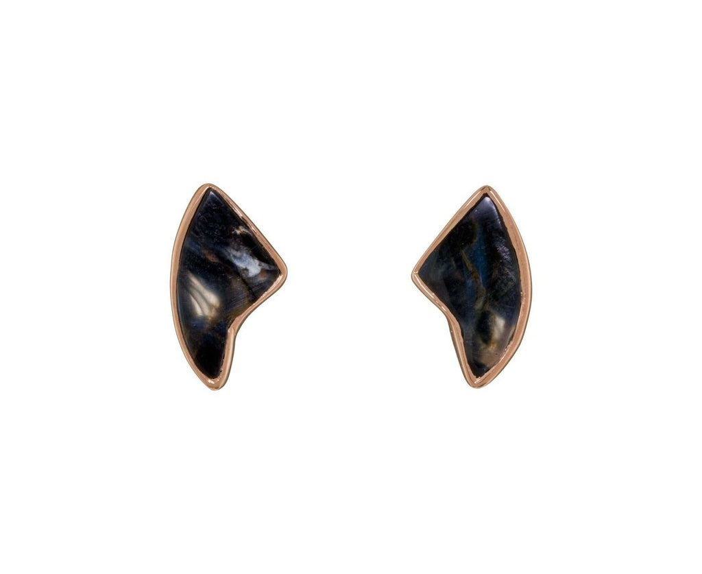 Petite Fin Earrings - TWISTonline