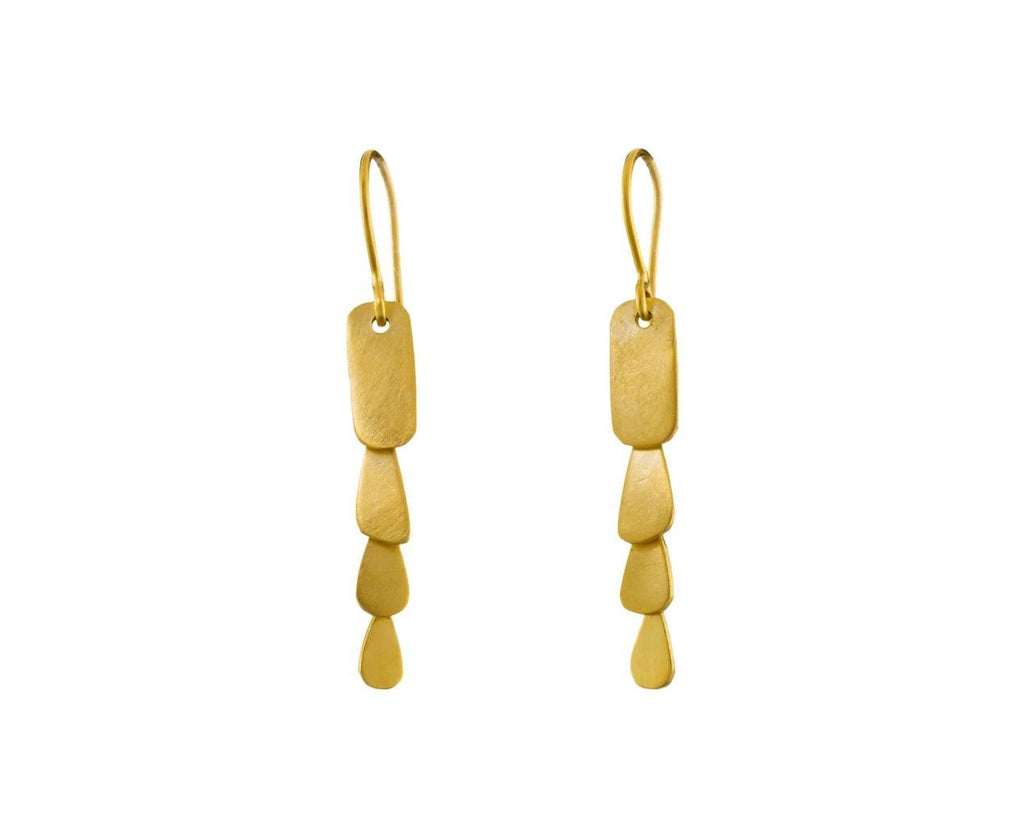 Rectangle Cascade Earrings - TWISTonline