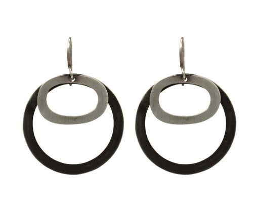 Double Loop Earrings - TWISTonline