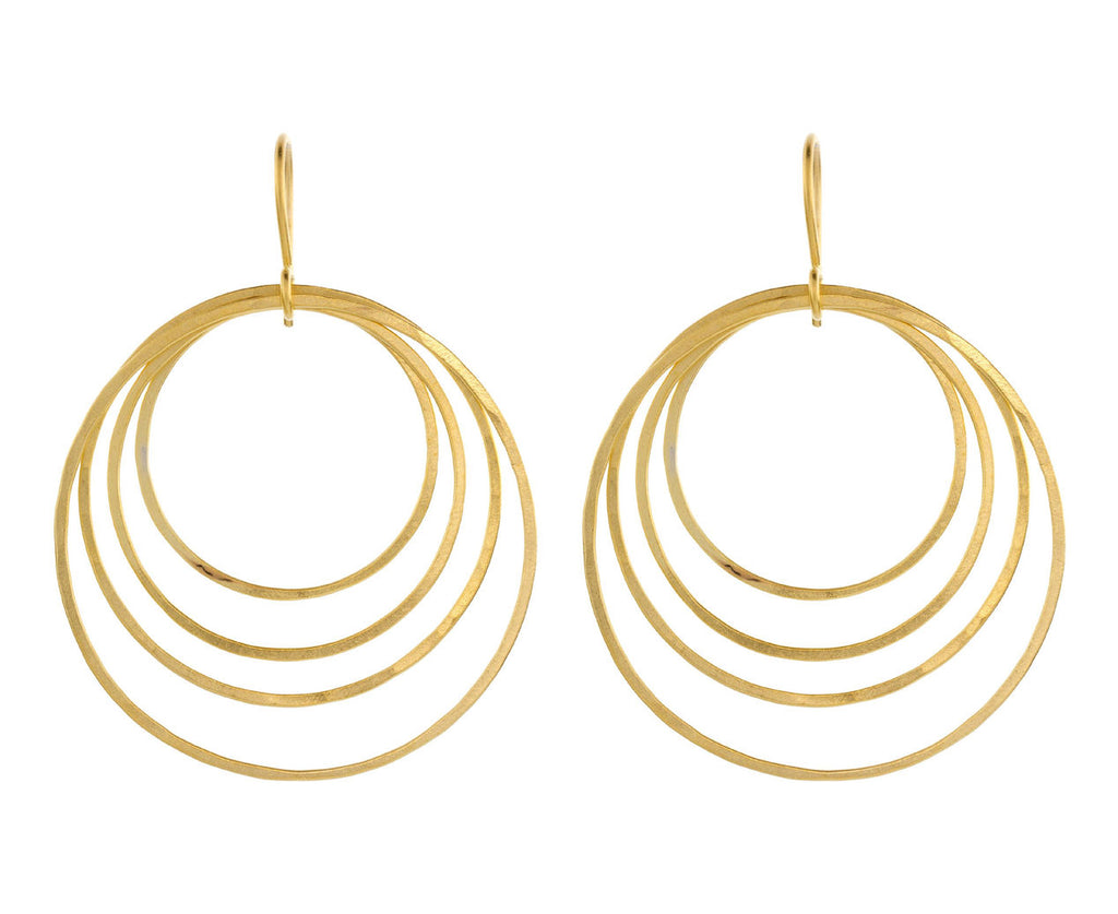 Whisper Hoop Drop Earrings - TWISTonline