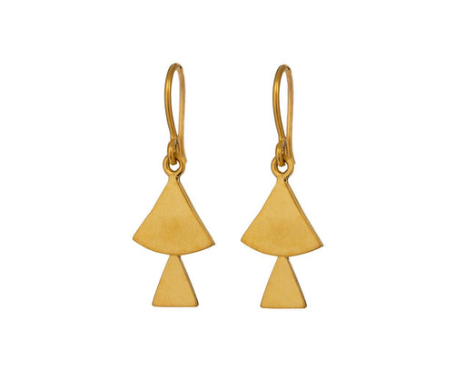 Short Fan Cascade Earrings - TWISTonline