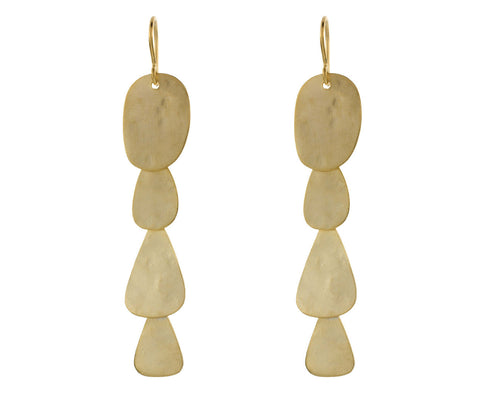 Abstract Cascade Earrings - TWISTonline