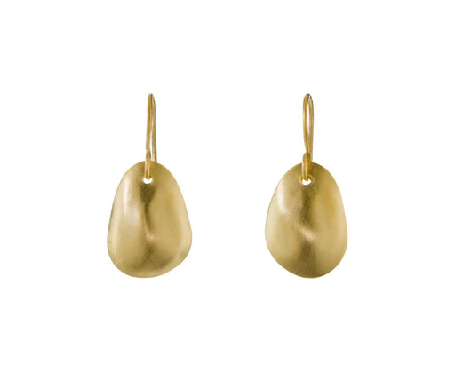 Domed Drop Earrings - TWISTonline