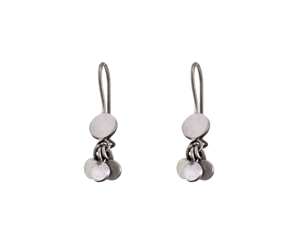 Circle Drop Earrings - TWISTonline
