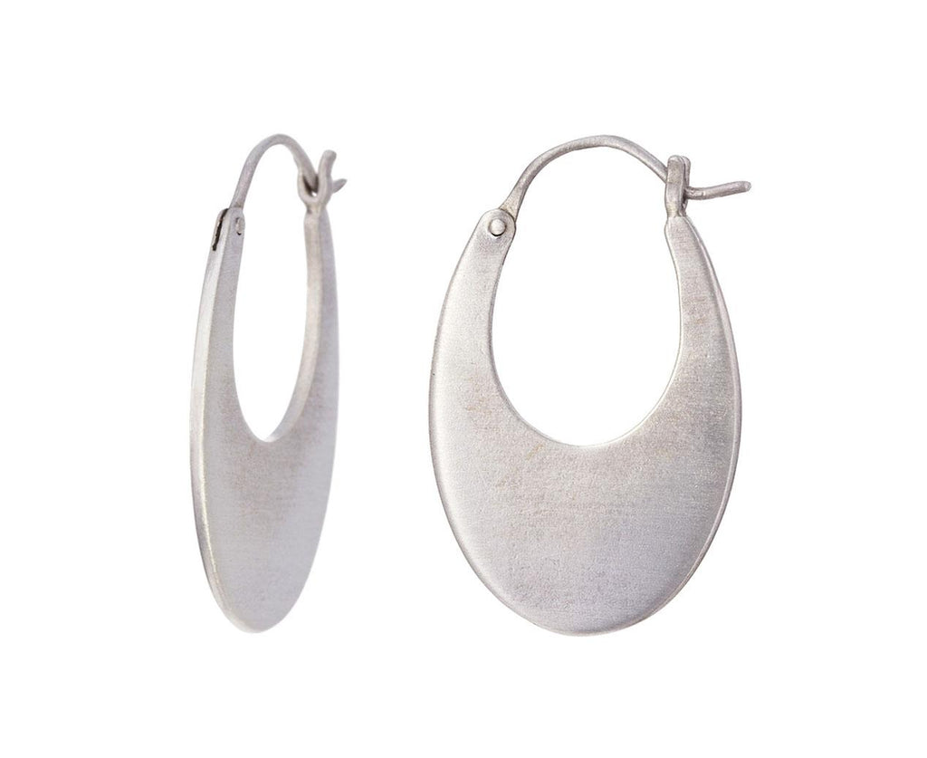 Medium Oval Hoops - TWISTonline