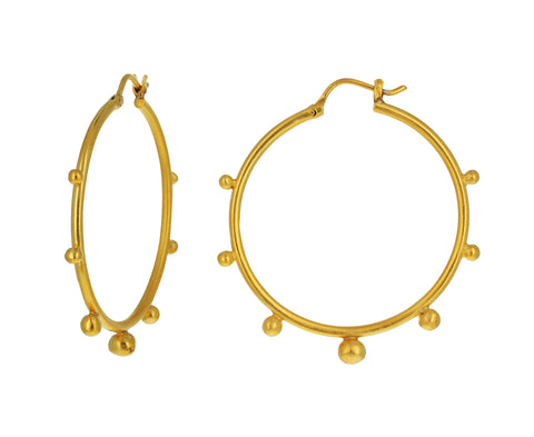 Decorative Ball Hoops