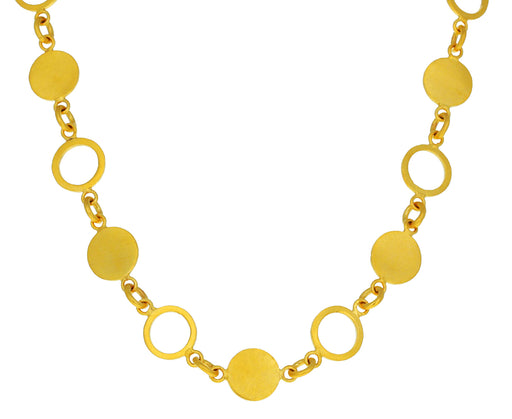Cut Out Link Necklace - TWISTonline