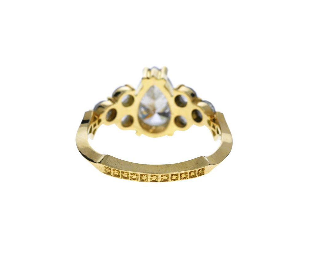 Gray Diamond Nico Ring - TWISTonline