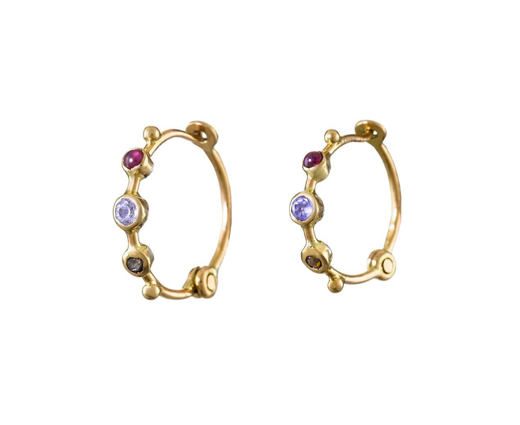Bo Anneaux Hoop Earrings - TWISTonline
