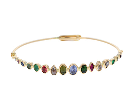 Multi Gem Souriant Bracelet