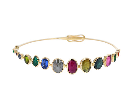 Multi-Gem Souriant Bracelet