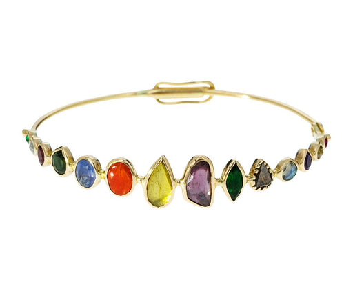 Multi-Gem Souriant Bracelet - TWISTonline