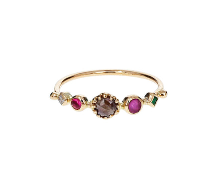 Multi Gem Stacking Ring - TWISTonline