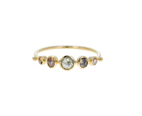 Simple Diamond Ring - TWISTonline