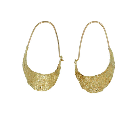 Letting Go Hoop Earrings - TWISTonline