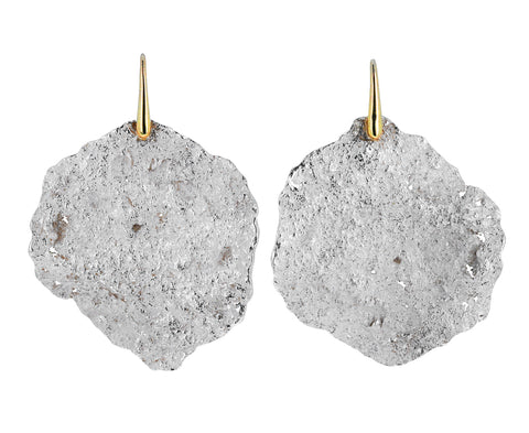 Silver Respiro Earrings