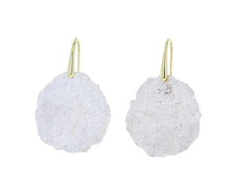 Spark and Soul Silver Drop Earrings